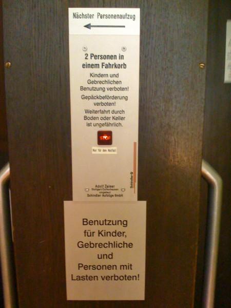 ADC Wanderausstellung / Rathaus Stuttgart