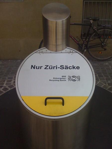 Zurich my love