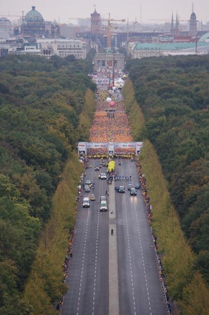 Berlin Marathon Holiday – 26.9. – 1.10.