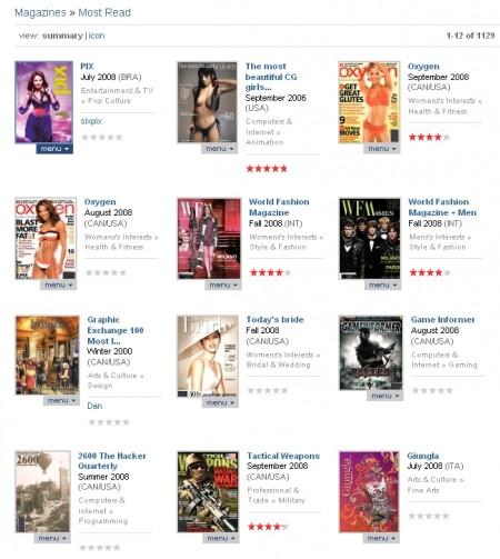 Linktipp: mygazines.com