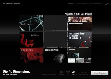 Panamera Webspecial