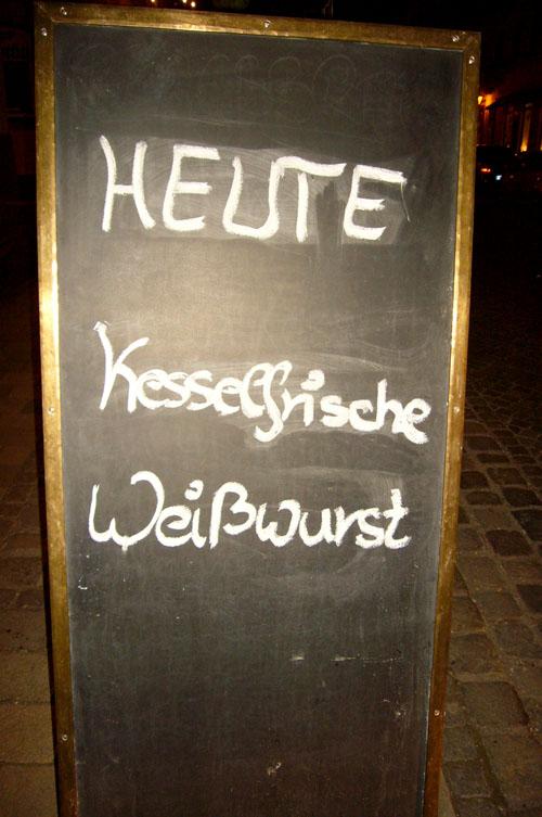 One Night in Murnau