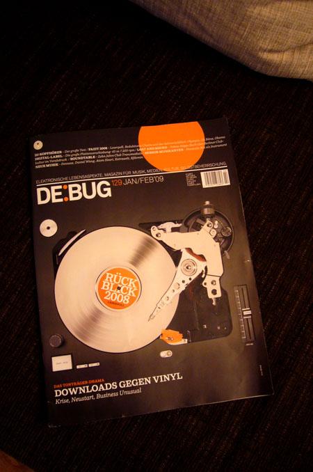 De:Bug 129