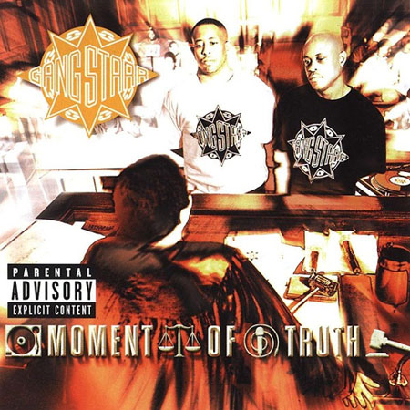 """52 Albums/3: Gang Starr """"Moment Of Truth"""""""