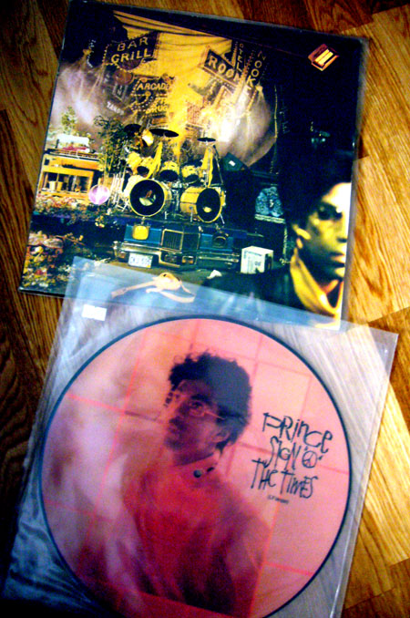 "52 Albums/06: Prince ""Sign O´ The Times"""