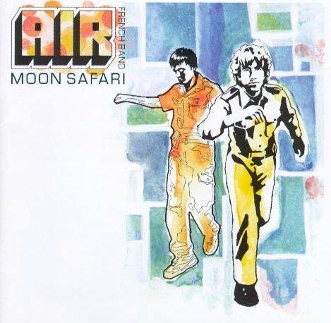 "52 Albums/11: Air ""Moon Safari"""