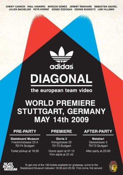 Diagonal World Premiere