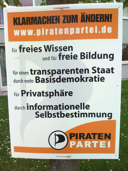 Piratenpromo