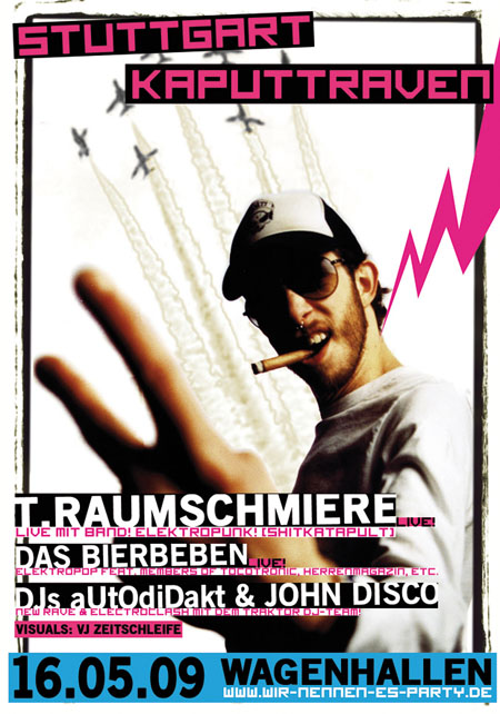 Get T.Raumschmiere Tickets for free