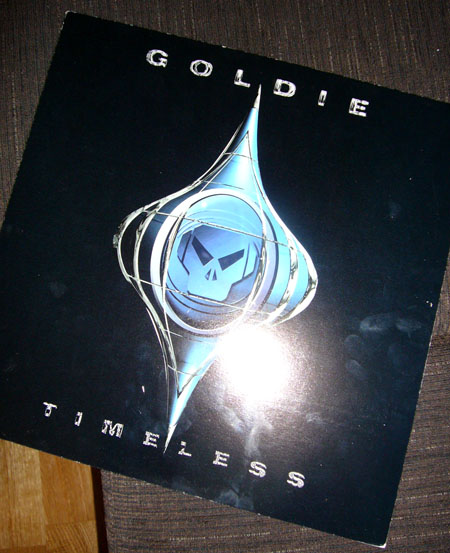 "52 Albums/13: Goldie ""Timeless"""