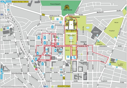 Citylauf_2009_Plan