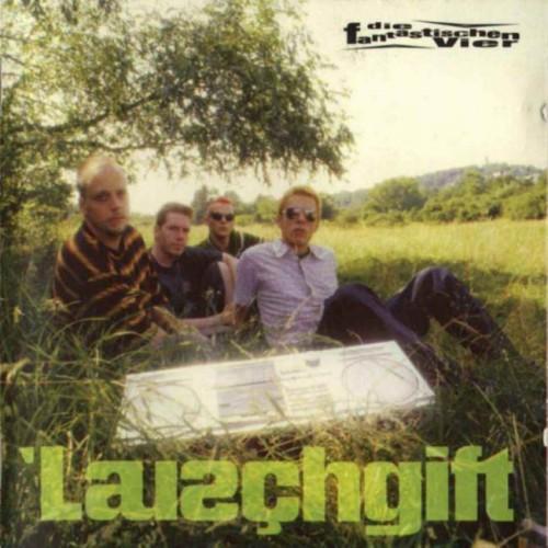 """52 Albums/19: Die Fantastischen Vier """"Lauschgift"""" / """"MTV Unplugged"""""""