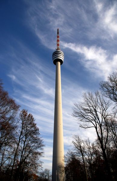 1. Stuttgarter Fernsehturmlauf