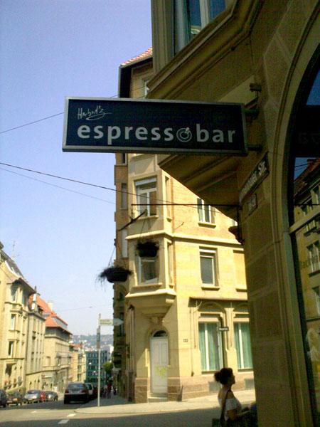Stuttgart, 11.00 Uhr, Herbert´z