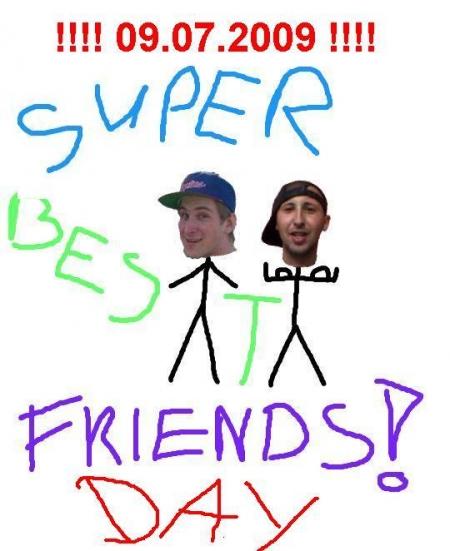 Super Best Friends Day