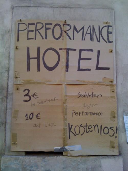 Performance Hotel