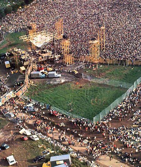 40 Jahre Woodstock – <br> Interview mit einem Zeitzeugen