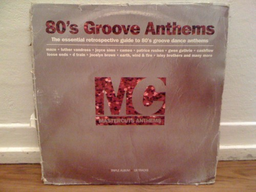 "52 Albums/28: Mastercut Anthems <br>""80's Groove Anthems"""