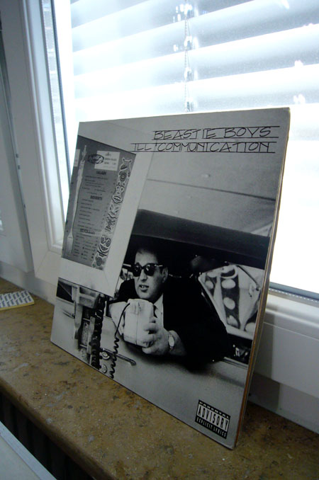 "52 Albums/25: <br> Beastie Boys ""Ill Communication"""