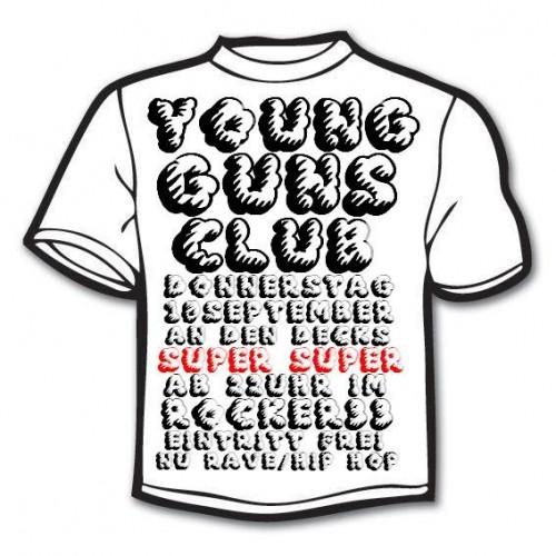 YoungGunsClub Opening