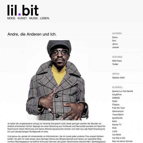 Lilbit Blog
