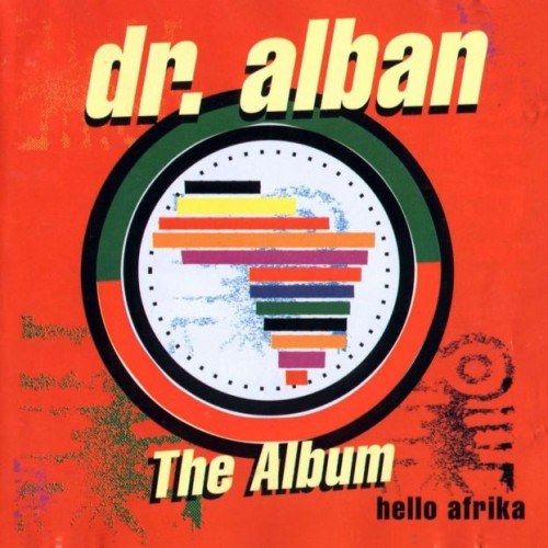 "52 Albums/30: Dr. Alban ""Hello Afrika"""