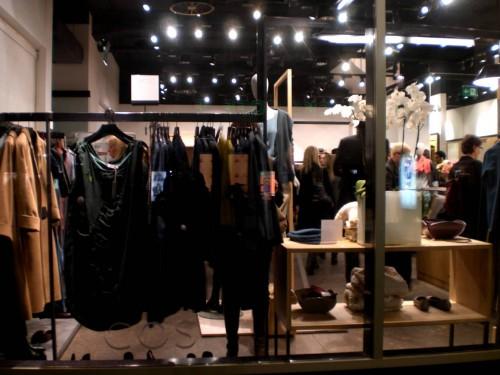 Late Night Shopping in Stuttgart