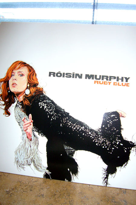 "52 Albums/34: Roisin Murphy ""Ruby Blue"""