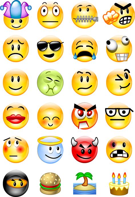 skyrock-emoticons