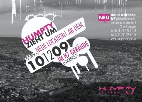 Heute: Humpty Opening im H7