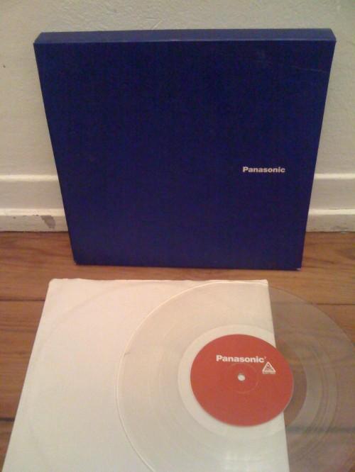 """52 Albums/40: Panasonic """"Vakio"""""""