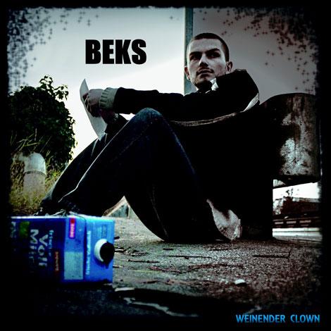 Beks – Weinender Clown