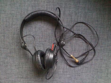 Kopf-Hörer