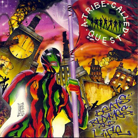 "52 Albums/51: <br> A Tribe Called Quest ""Beats, Rhymes & Life"""
