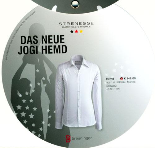 innovative design online retailer popular stores Jogi Hemd   KESSEL.TV