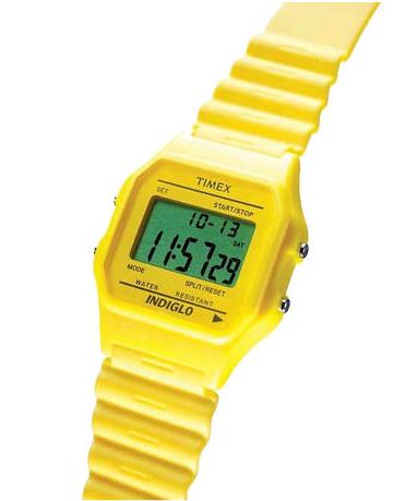 Verlosung: Timex80 Uhr