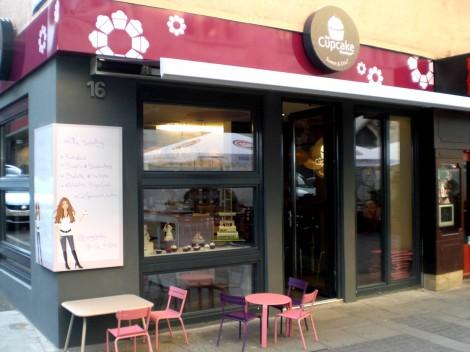 Erster Cupcake-Laden in Stuttgart