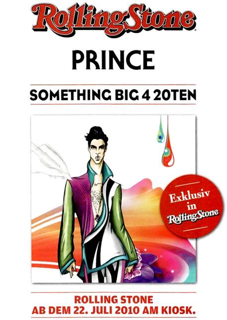Prince CD for free