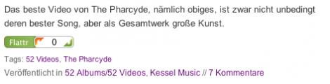 Flattr auf Kessel.TV