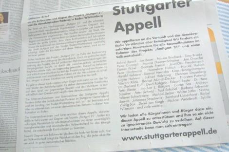 Stuttgarter Appell