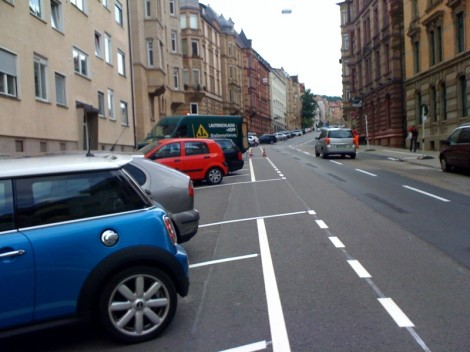 Parkraummanagement-Vorbereitungen?