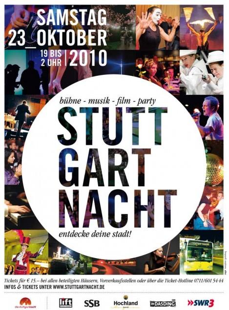 Stuttgart Nacht: Lesestraße mit Jörg Rohleder und Kessel.TV