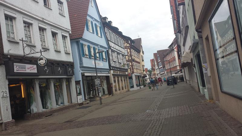 Kirchheim, naja.