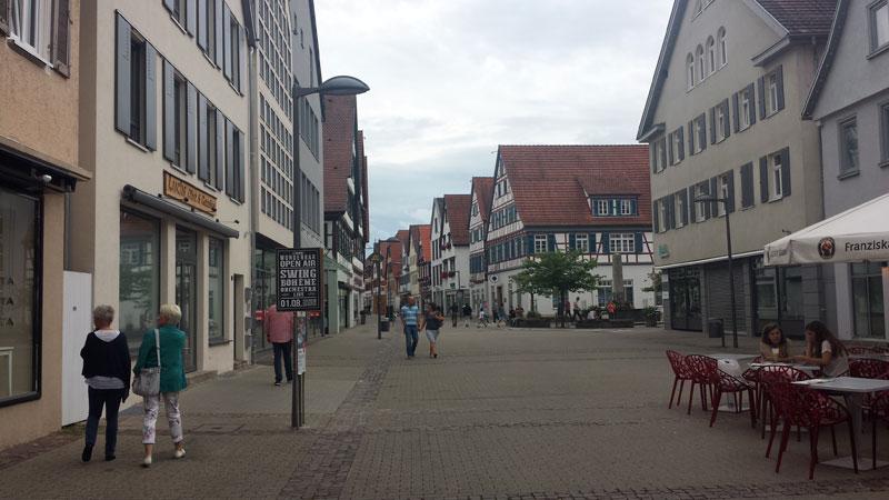 Kirchheim, haja.