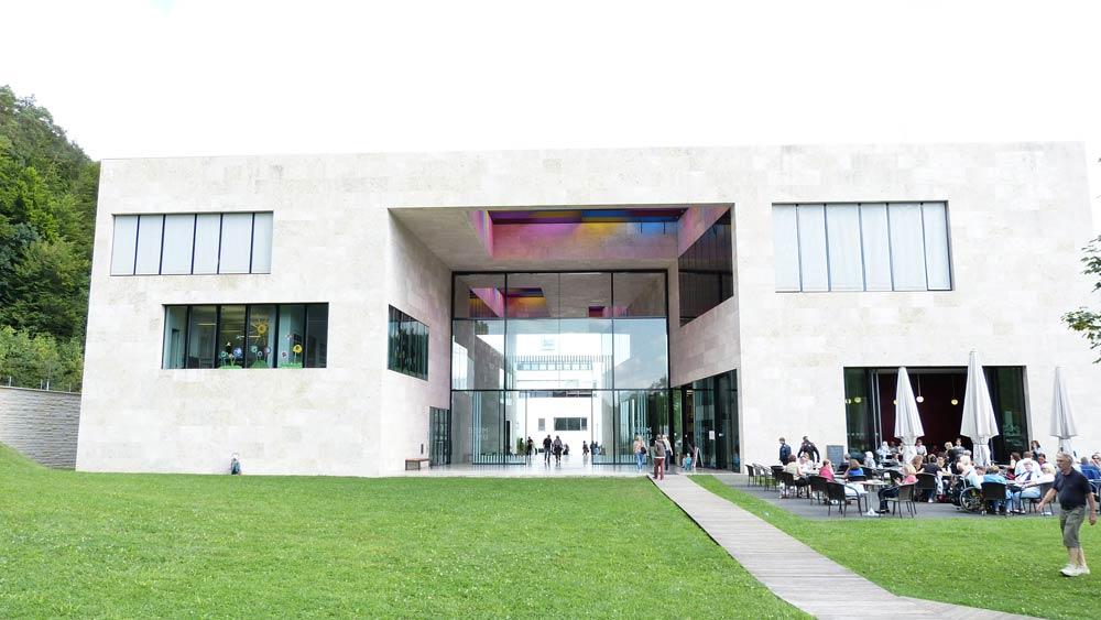 44 x 44 Meter Museum (Symbolbild)