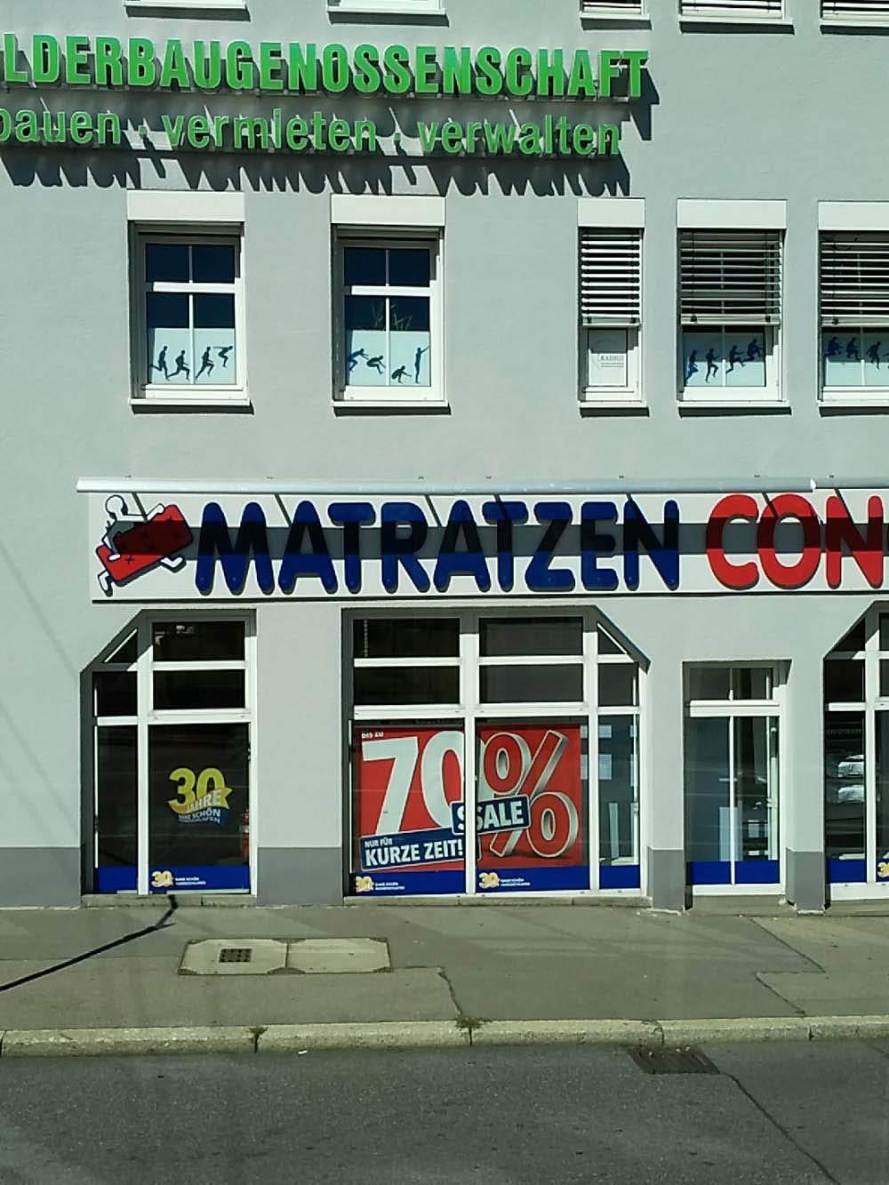 Hallo Vaihingen, hallo Matratzen Concord.