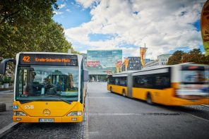 5 Jahre VVS HandyTicket – TagesTicket Netz für 5 Euro