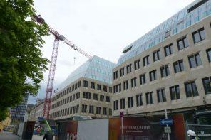 Dorotheen Quartier (DOQU) öffnet am 30. Mai