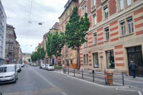Sattlerei in der Tübingerstraße