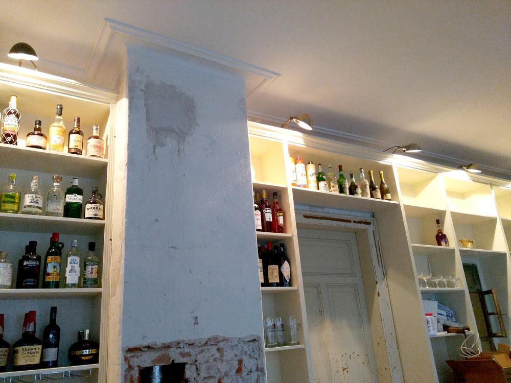 That Bar. Neubau. Wie son Dorotheen Quartier. Nur anders.